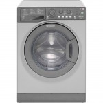Hotpoint WDAL8640G Free Standing Washer Dryer in Graphite