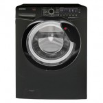 Hoover WDXC485C1B Washer Dryer in Black 1400rpm 8kg 5kg BAA Rated